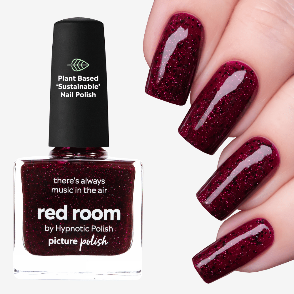 Red Room Nail Polish