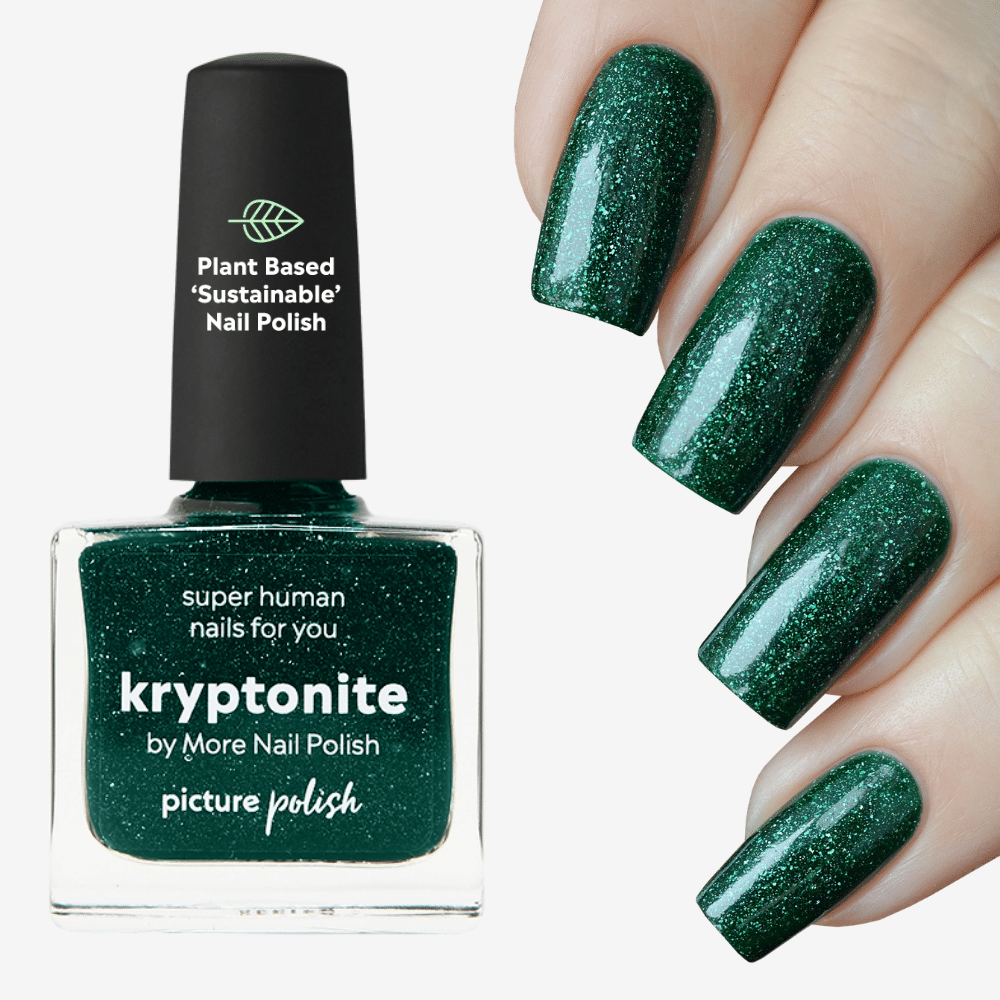 Kryptonite Nail Polish