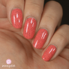 Hibiscus Nail Polish Yellow Toned Complexion