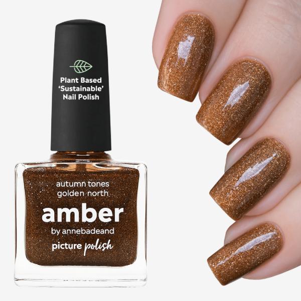 Amber Nail Polish