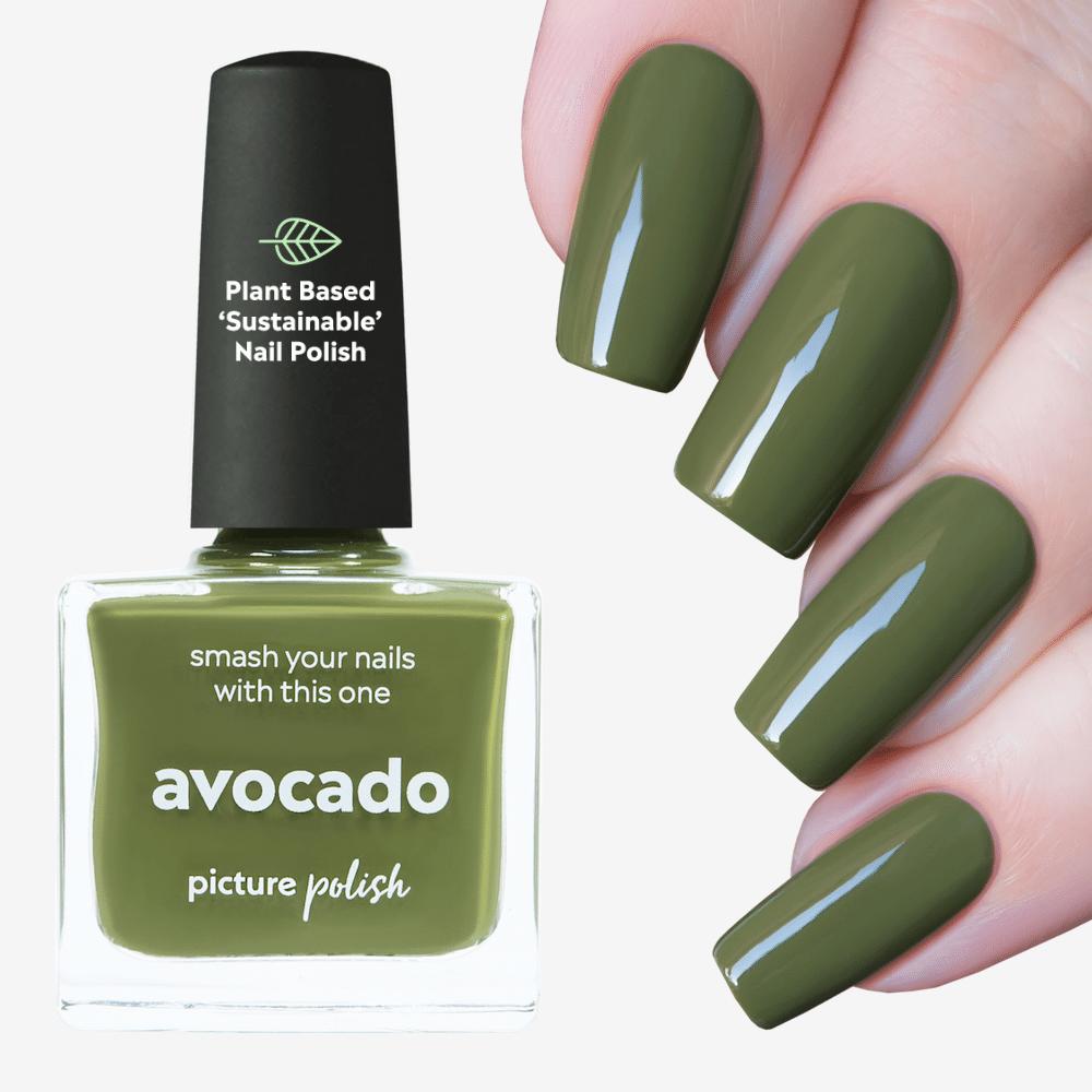 Avocado Nail Polish