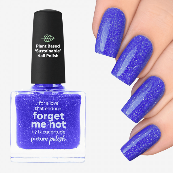 Forget Me Not Nail Polish