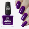 Violet Femme Nail Polish By Picture Polish