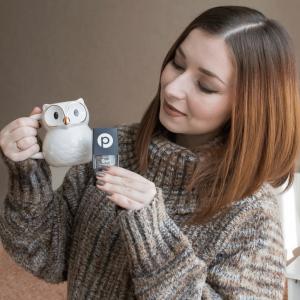 Owl Nail Polish